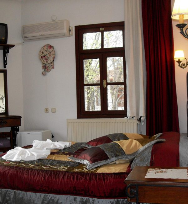 Dalyan Hotel - Murat Paşa Konağı - Çift kişilik Oda - Double Yatak - 4